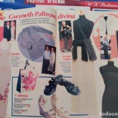 Coleccionismo de Revistas y Periódicos: GWYNETH PALTROW . Lote 81177640