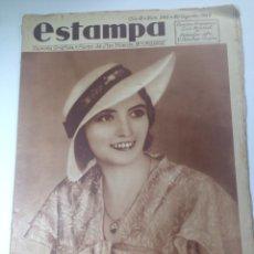 Coleccionismo de Revistas y Periódicos: ESTAMPA 1935. Lote 81561174