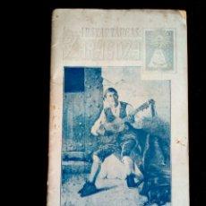 Coleccionismo de Revistas y Periódicos: REVISTA INSTANTÁNEAS: ZARAGOZA 1899. Lote 81658834