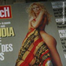 Coleccionismo de Revistas y Periódicos: PARIS MATCH 1994 CLAUDIA SCHIFFER. Lote 81677840