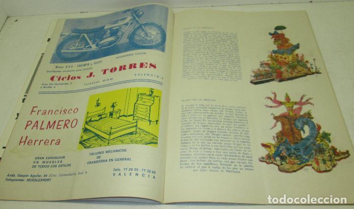 Coleccionismo de Revistas y Periódicos: Revista EL FALLERO MAYOR 1973 - fallas Valencia - Foto 2 - 44393624