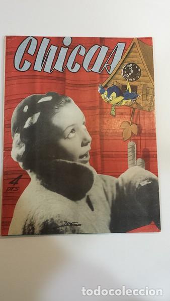 CHICAS NUM 186 - LA REVISTA DE LOS 17 AÑOS (Coleccionismo - Revistas y Periódicos Modernos (a partir de 1.940) - Otros)
