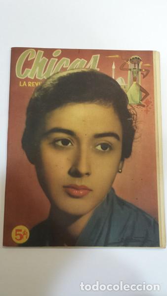 CHICAS NUM 206 - LA REVISTA DE LOS 17 AÑOS (Coleccionismo - Revistas y Periódicos Modernos (a partir de 1.940) - Otros)