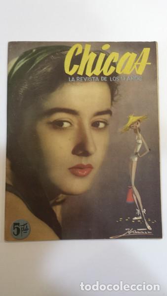 CHICAS NUM 208 - LA REVISTA DE LOS 17 AÑOS (Coleccionismo - Revistas y Periódicos Modernos (a partir de 1.940) - Otros)