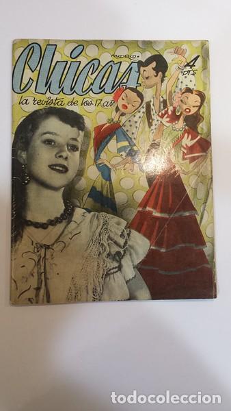 CHICAS NUM 145 - LA REVISTA DE LOS 17 AÑOS (Coleccionismo - Revistas y Periódicos Modernos (a partir de 1.940) - Otros)