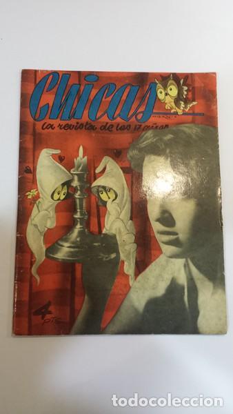 CHICAS NUM 128 - LA REVISTA DE LOS 17 AÑOS (Coleccionismo - Revistas y Periódicos Modernos (a partir de 1.940) - Otros)