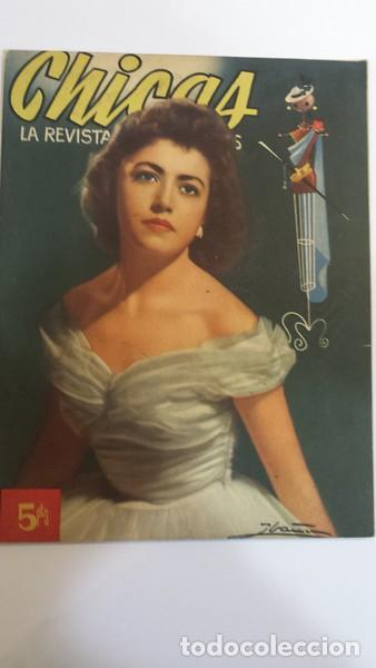 CHICAS NUM 205 - LA REVISTA DE LOS 17 AÑOS (Coleccionismo - Revistas y Periódicos Modernos (a partir de 1.940) - Otros)