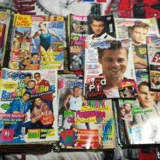 Coleccionismo de Revistas y Periódicos: LOTE DE REVISTAS . INCLUYE REVISTA SUPER POP , VALE , TELEINDISCRETA , QUE ME DICES AÑOS 90. Lote 82050491