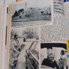 Coleccionismo de Revistas y Periódicos: MARINA DORIA VICTOR MANUEL DE SABOYA . Lote 82145208