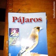 Coleccionismo de Revistas y Periódicos: REVISTA FASCÍCULO ORNITOLOGICA PÁJAROS N 56. Lote 82232372