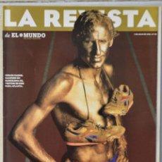Coleccionismo de Revistas y Periódicos: LA REVISTA DE EL MUNDO, Nº 38. 7 JULIO 1996. NÚMERO ESPECIAL JUEGOS OLÍMPICOS. Lote 82292984