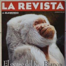 Coleccionismo de Revistas y Periódicos: LA REVISTA DE EL MUNDO, Nº 19. 25 FEBRERO 1996. COPITO DE NIEVE. Lote 82294288