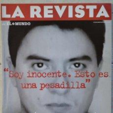 Coleccionismo de Revistas y Periódicos: LA REVISTA DE EL MUNDO, Nº 88. 22 JUNIO 1997. JOAQUÍN JOSÉ MARTÍNEZ. Lote 82294616