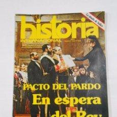 Coleccionismo de Revistas y Periódicos: REVISTA HISTORIA INTERNACIONAL Nº 1. ABRIL 1975. PACTO DEL PARDO. EN ESPERA DEL REY. TDKR34. Lote 82414804