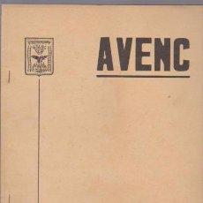 Coleccionismo de Revistas y Periódicos: ALCOY - ESPELEOLOGIA - CENTRO EXCURSIONISTA DE ALCOY - MARZO / JUNIO 1969. Lote 82480628