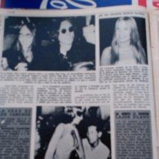 Coleccionismo de Revistas y Periódicos: JOHN LENNON THE BEATLES INGRID GARBO . Lote 82669104