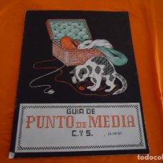 Coleccionismo de Revistas y Periódicos: REVISTA PUNTO DE MEDIA, ED. CYS, 1960.. Lote 82890972