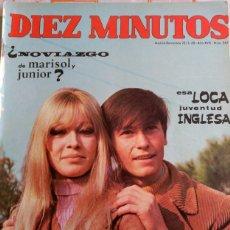 Coleccionismo de Revistas y Periódicos: MARISOL PALOMO LINARES . Lote 82985824
