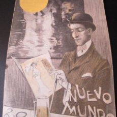 Coleccionismo de Revistas y Periódicos: REVISTA NUEVO MUNDO, MADRID 12 OCT. 1903, Nº 511. Lote 83047664