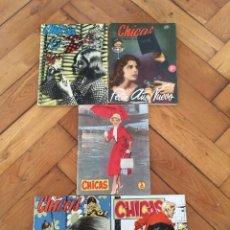 Coleccionismo de Revistas y Periódicos: CHICAS LA REVISTA DE LOS 17 AÑOS. Lote 83098444