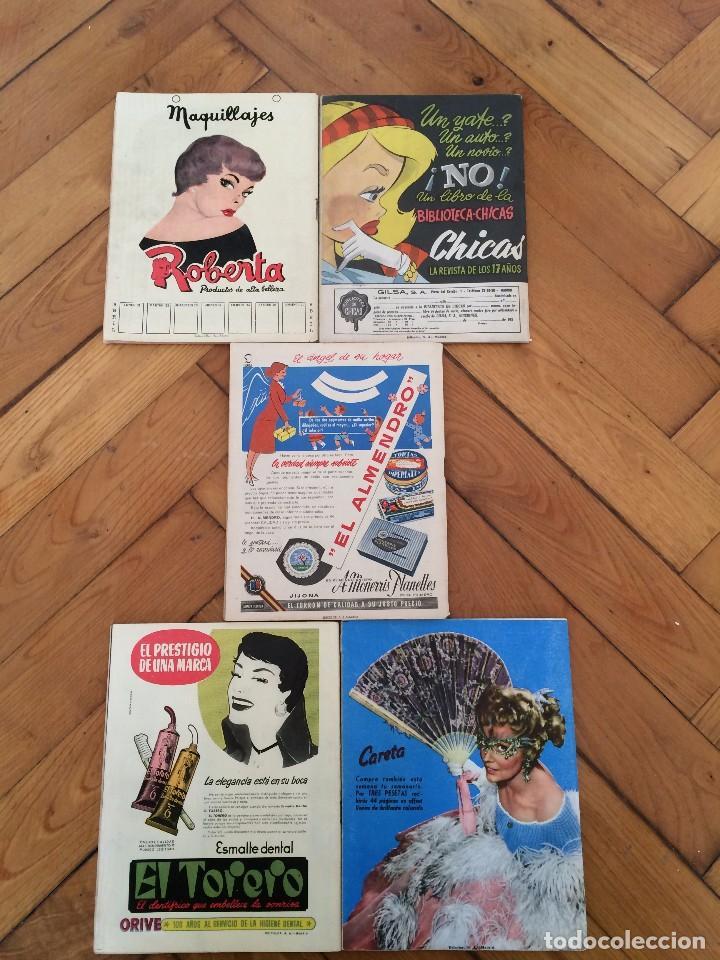 Coleccionismo de Revistas y Periódicos: CHICAS LA REVISTA DE LOS 17 AÑOS - Foto 2 - 83098444