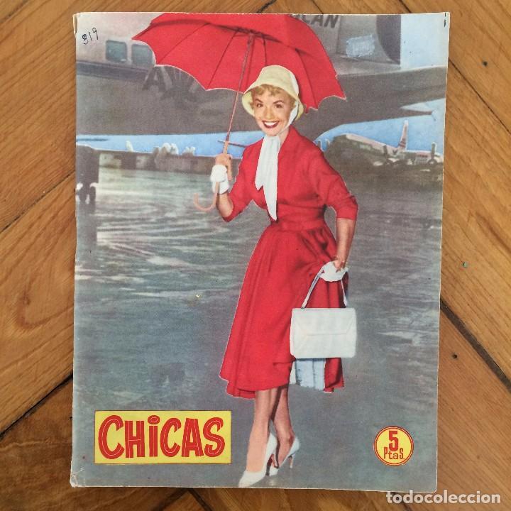 Coleccionismo de Revistas y Periódicos: CHICAS LA REVISTA DE LOS 17 AÑOS - Foto 3 - 83098444