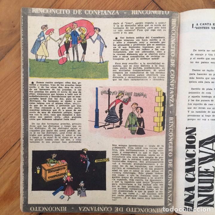 Coleccionismo de Revistas y Periódicos: CHICAS LA REVISTA DE LOS 17 AÑOS - Foto 8 - 83098444