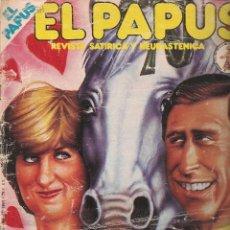 Coleccionismo de Revistas y Periódicos: EL PAPUS. Nº 377. 8 AGOSTO 1981. (Z/1). Lote 83376904