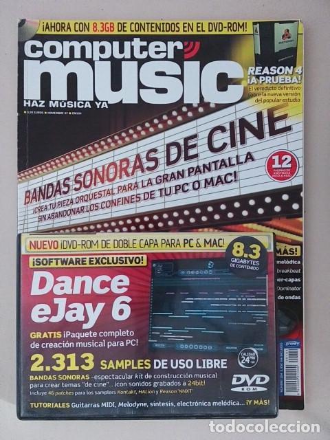 Computer Music nº 104 + DVD