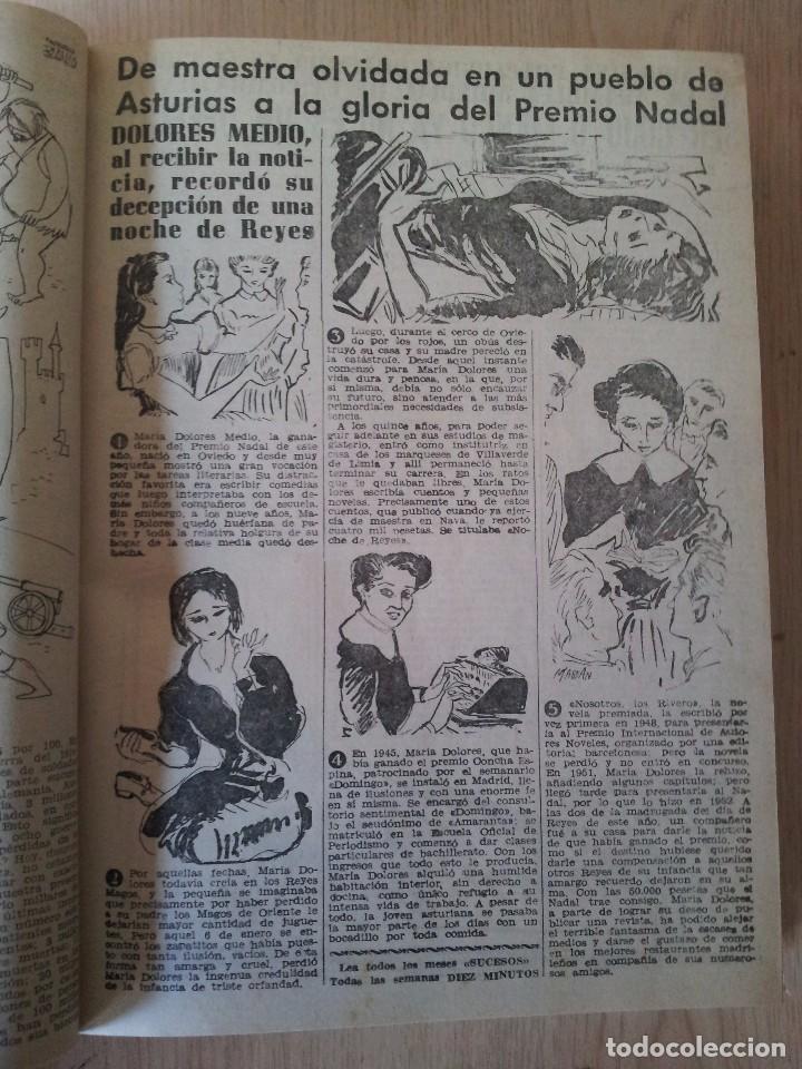 Coleccionismo de Revistas y Periódicos: REVISTA SUCESOS, CRONICA SENSACIONAL DEL MES -1 TOMO - Nº 1 AL 20 - Foto 10 - 83549008
