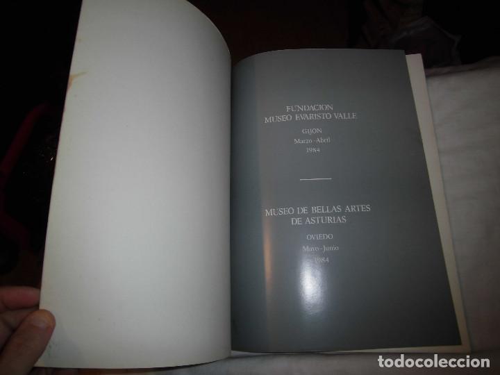 Coleccionismo de Revistas y Periódicos: EVARISTO VALLE.CARICATURAS HUMOR GRAFICO Y OTRAS IRONIAS.FUNDACION MUSEO EVARISTO VALLE .MARZO 1984 - Foto 2 - 83598080