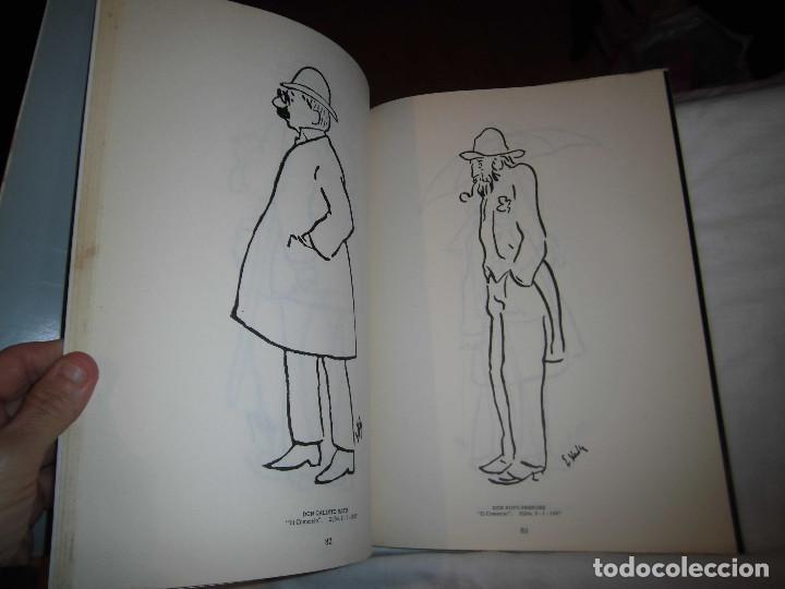 Coleccionismo de Revistas y Periódicos: EVARISTO VALLE.CARICATURAS HUMOR GRAFICO Y OTRAS IRONIAS.FUNDACION MUSEO EVARISTO VALLE .MARZO 1984 - Foto 4 - 83598080