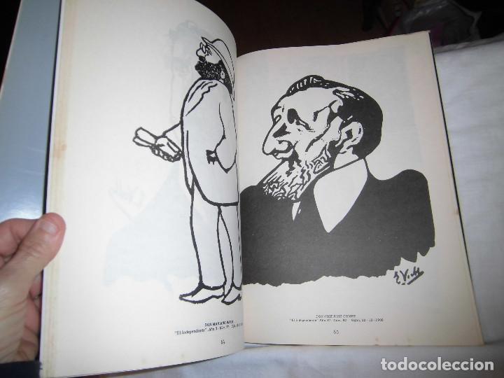 Coleccionismo de Revistas y Periódicos: EVARISTO VALLE.CARICATURAS HUMOR GRAFICO Y OTRAS IRONIAS.FUNDACION MUSEO EVARISTO VALLE .MARZO 1984 - Foto 5 - 83598080