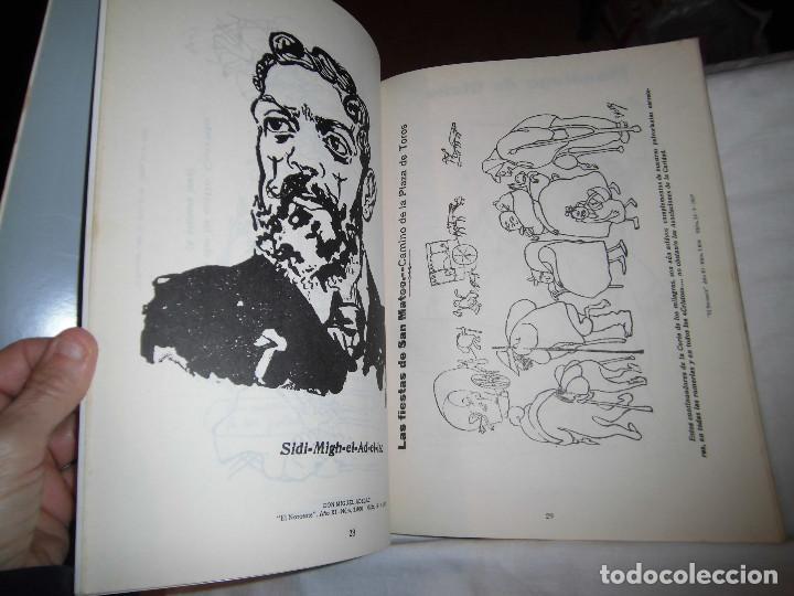 Coleccionismo de Revistas y Periódicos: EVARISTO VALLE.CARICATURAS HUMOR GRAFICO Y OTRAS IRONIAS.FUNDACION MUSEO EVARISTO VALLE .MARZO 1984 - Foto 6 - 83598080