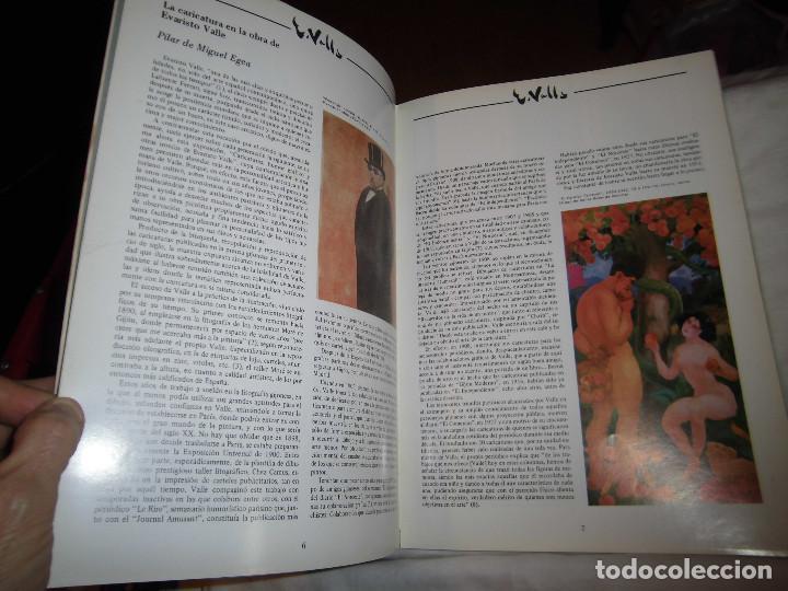Coleccionismo de Revistas y Periódicos: EVARISTO VALLE.CARICATURAS HUMOR GRAFICO Y OTRAS IRONIAS.FUNDACION MUSEO EVARISTO VALLE .MARZO 1984 - Foto 7 - 83598080