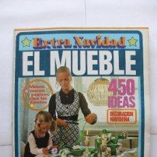 Coleccionismo de Revistas y Periódicos: REVISTA EL MUEBLE - Nº 108 - DICIEMBRE 1970 - EXTRA NAVIDAD / 48. Lote 83727060