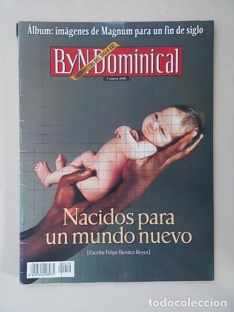 BYN DOMINICAL ENERO 2001 (Coleccionismo - Revistas y Periódicos Modernos (a partir de 1.940) - Otros)