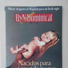 Coleccionismo de Revistas y Periódicos: BYN DOMINICAL ENERO 2001. Lote 83742896