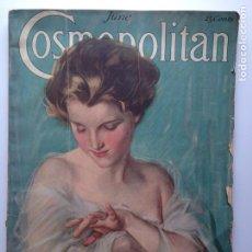 Coleccionismo de Revistas y Periódicos: COSMOPOLITAN REVISTA AMERICANA 1920. Lote 83924351