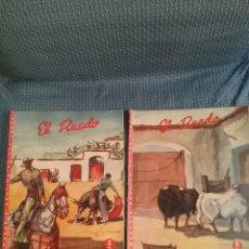 Coleccionismo de Revistas y Periódicos: EL RUEDO. DOS REVISTAS 1950. Lote 83936832