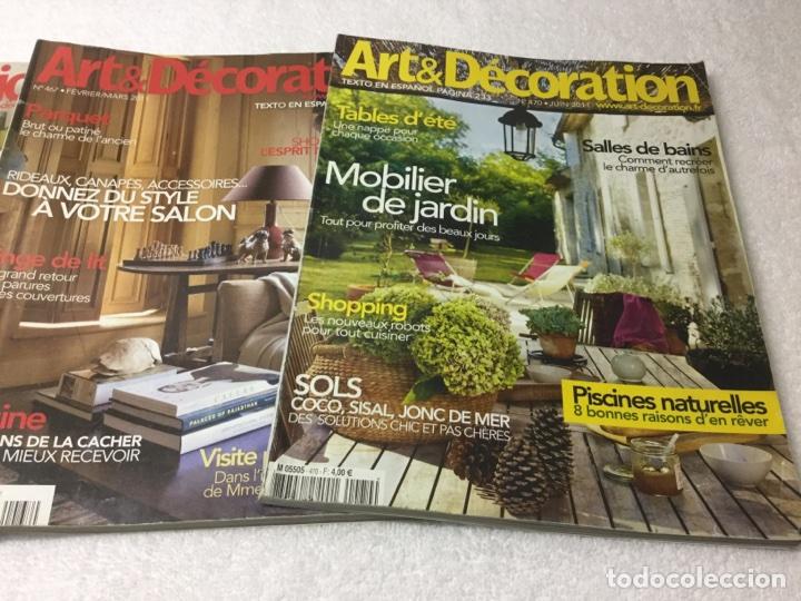 revistas art & décoration. arte y decoración - Comprar Otras ...
