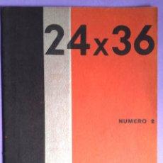 Coleccionismo de Revistas y Periódicos: REVISTA FOTOGRÁFICA - 24 X 46 CM. - 1934 - Nº 2 - 36 PÁGINAS . Lote 84048668