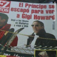 Coleccionismo de Revistas y Periódicos: MARTA SANCHEZ ANA OBREGON ESPARTACO SANTONI ISABEL PANTOJA 1997. Lote 84089340