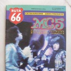 Coleccionismo de Revistas y Periódicos: REVISTA RUTA 66 Nº 79, DICIEMBRE 1992. MC5. Lote 84132896