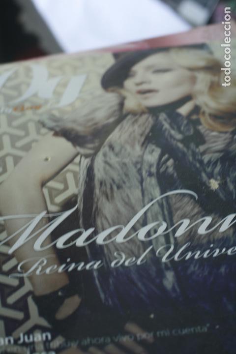 VANITY GAY ANTONIA SAN JUAN MADONNA KEANU REEVES (Coleccionismo - Revistas y Periódicos Modernos (a partir de 1.940) - Otros)