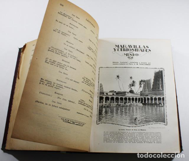 Coleccionismo de Revistas y Periódicos: TOMO LECTURAS (SUPLEMENTO DE EL HOGAR Y LA MODA) 1924 1344 PAGINAS - Foto 4 - 84356692