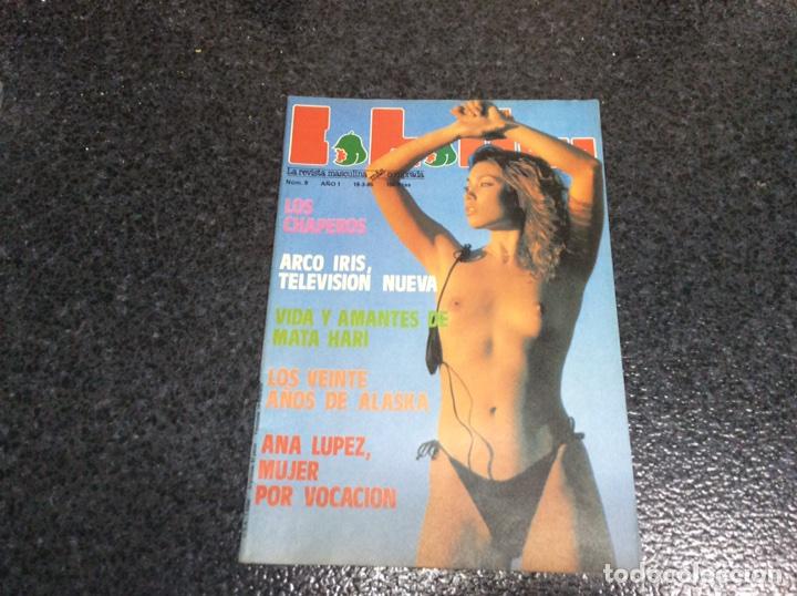 LIB CABALLERO Nº 9 , ALASKA ANA LUPEZ, LOLA SEVILLA, PEPITA MARTINEZ, ( REVISTAS EROTICAS AÑOS 80 (Coleccionismo - Revistas y Periódicos Modernos (a partir de 1.940) - Otros)