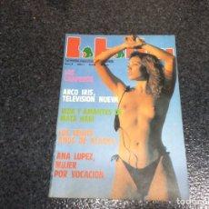 Coleccionismo de Revistas y Periódicos: LIB CABALLERO Nº 9 , ALASKA ANA LUPEZ, LOLA SEVILLA, PEPITA MARTINEZ, ( REVISTAS EROTICAS AÑOS 80. Lote 267508739