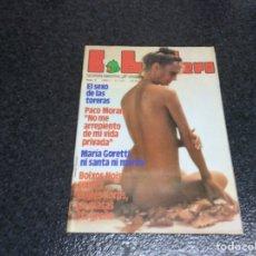 Coleccionismo de Revistas y Periódicos: LIB CABALLERO Nº 8 RAZORBACK - NASTASSIA KINSKI - VALERIE KAPRISKY (REVISTA EROTICA DE LOS 80. Lote 90795352