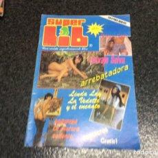 Coleccionismo de Revistas y Periódicos - SUPER LIB Nº 16 LINDA LAY - (REVISTA EROTICA DE LOS 80) - 100072128